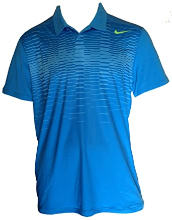 f7f281537a7cf7 Nike M ADVANTAGE GEOMETRIC POLO Herren Tennis Shirt