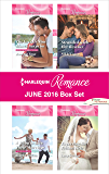 Harlequin Romance June 2016 Box Set: The Greek's Nine-Month Surprise\A Baby to Save Their Marriage\Stranded with Her Rescuer\Expecting the Fellani Heir