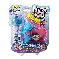 Lick-A-Bubble Create Flavored Blower Bubble Toys