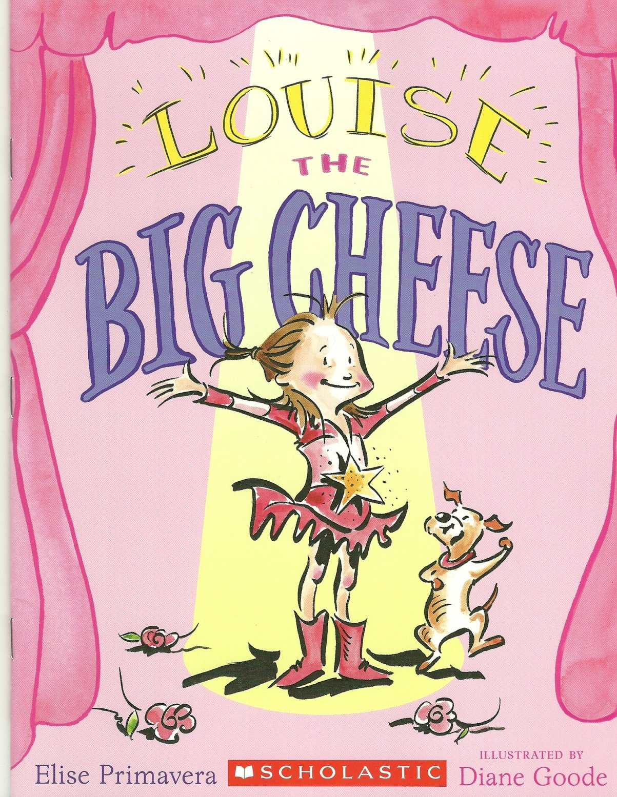 Download Louise The Big Cheese (Divine Diva) pdf