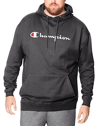 b27e816912c8c Amazon.com  Champion Men s Big and Tall Performance Pullover Hoodie ...