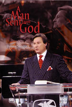 Amazon com: A Man Sent From God: Donnie Swaggart: Movies & TV