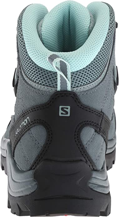 Salomon Women's Authentic Leather GORE TEX Backpacking Boots