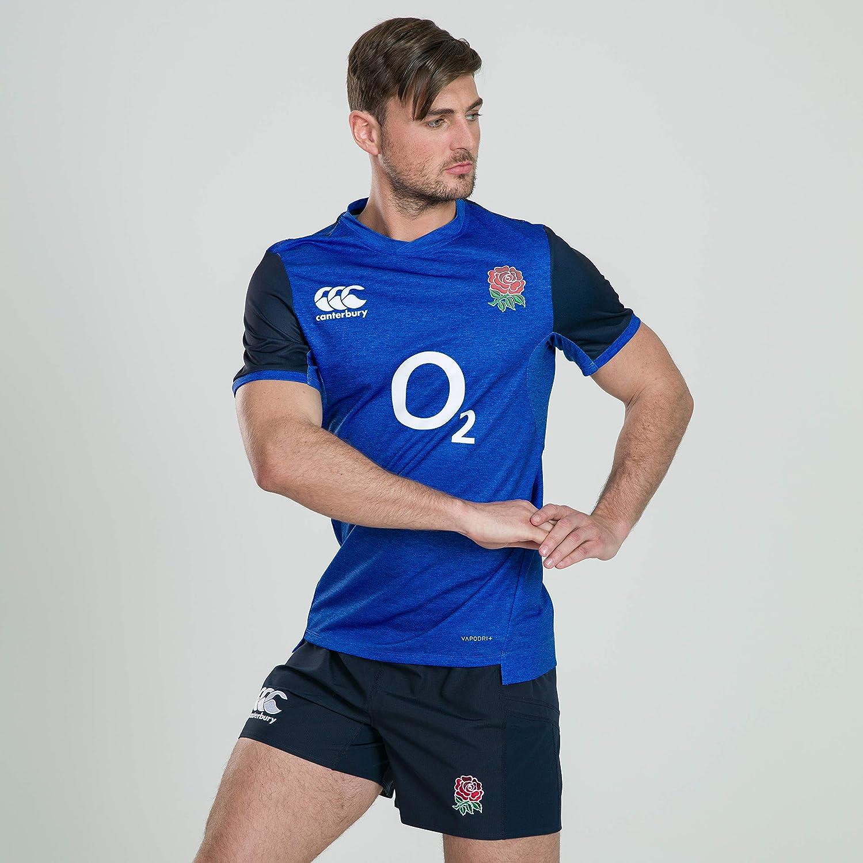 Canterbury England Vapodri Drill T-Shirt Homme