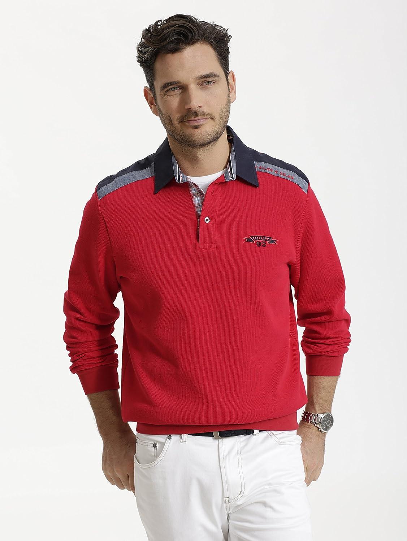BABISTA Herren Sweatshirt Baumwolle mit aufwändigen Details