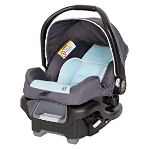 Baby Trend Ally 35 Snap Tech Infant Car Seat, Blue Mist
