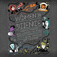 Women in Science 2019 Wall Calendar