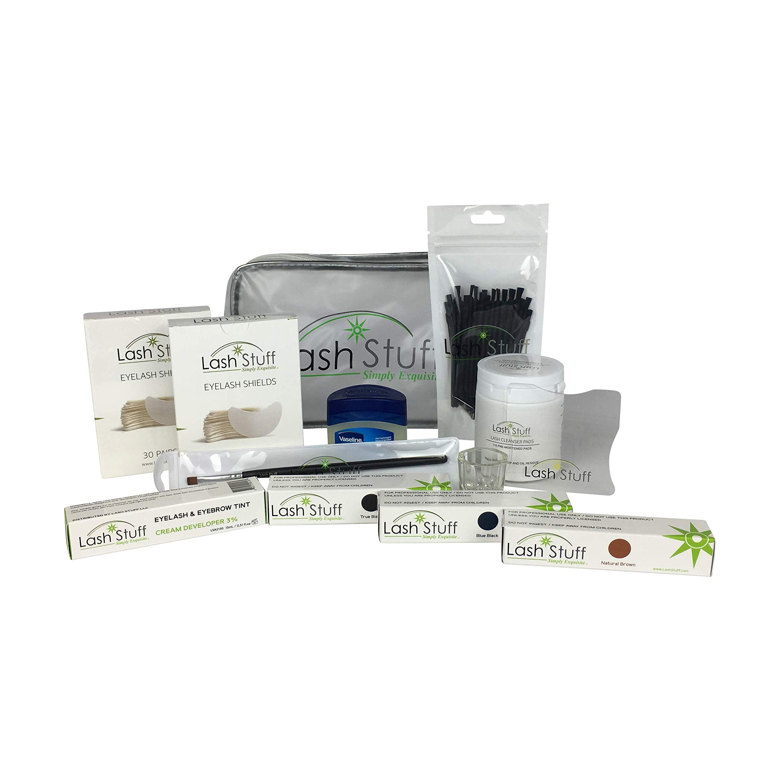 Eyelash & Eyebrow Tint Kit