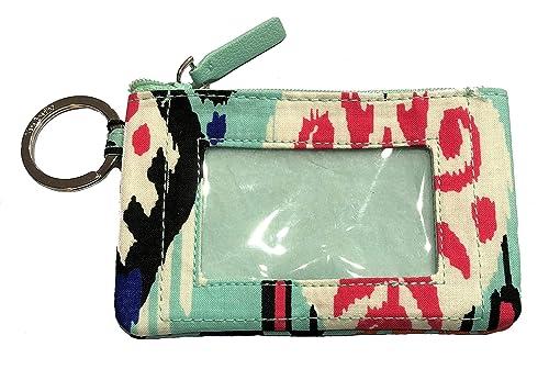 reputable site 6e740 11e82 Vera Bradley Zip ID Case, Signature Cotton