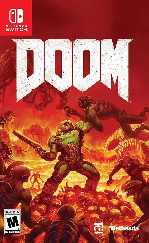 Amazon com: Doom - Nintendo Switch [Digital Code]: Video Games