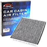 POTAUTO MAP 1015C (CF10381) Replacement Activated Carbon Car Cabin Air Filter for HYUNDAI, Azera, Sonata, Santa Fe, KIA, Magentis, Optima (Upgraded with Active Carbon)
