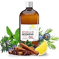 100% natuurlijke anti-cellulitisolie massage lichaamsperolie penetreer je 6 keer beter dan cellulitiscrème met…