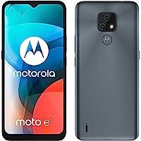 """Motorola Moto E7 - Smartphone de 6.5"""" (HD+ MAX Vision, Sistema de cámara Dual de 48 MP, batería de 4000 mAH, Dual SIM, 2…"""