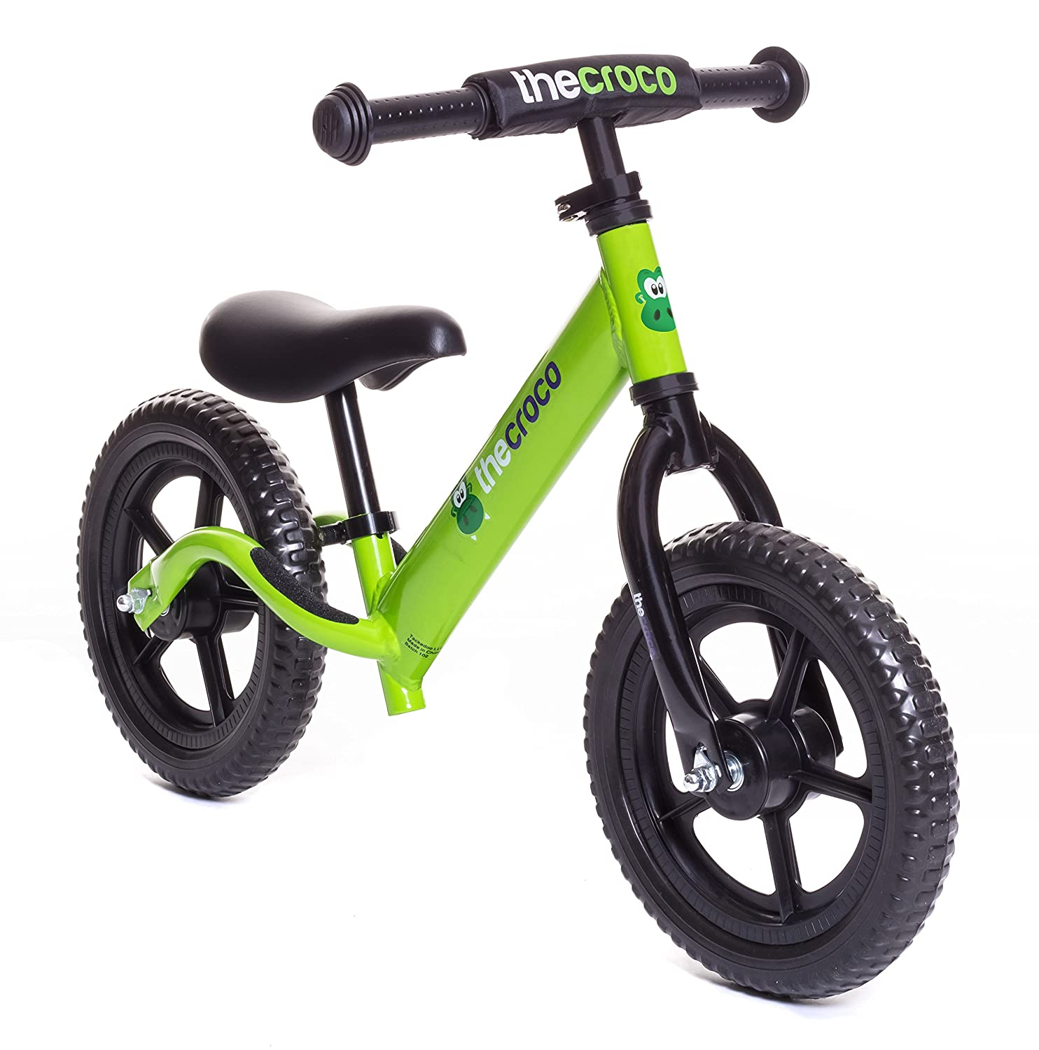 TheCroco Premium Ultra Light Balance Bike Only 4 lbs and Unrivaled Features