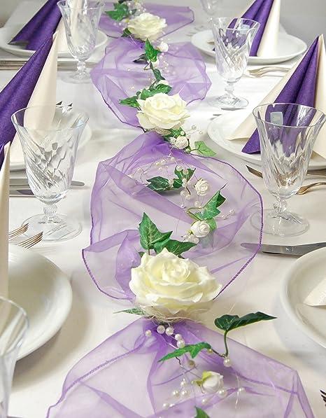 Perone Style Tianya Lilac Romance Taglia S Il Centrotavola Per