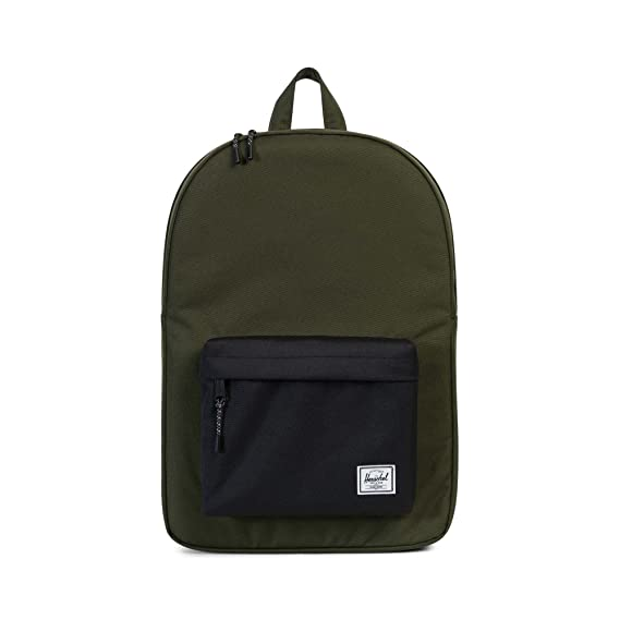Sac à dos Herschel Classic Forest Night/Black vert mOqSi