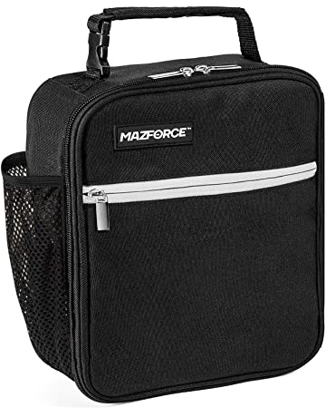 MAZFORCE Original Lunch Box Insulated Lunch Bag - Tough   Spacious Adult  Lunchbox to Seize Your 132e48ec74084
