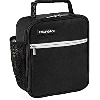 MAZFORCE Original Lunch Box Insulated Lunch Bag - Tough & Spacious Adult Lunchbox to Seize Your Day (Lunch Bags Designed in California for Men, Adults, Women)