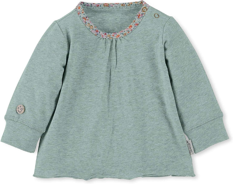 Sterntaler Baby-M/ädchen Longsleeve Maglietta Langarmshirt