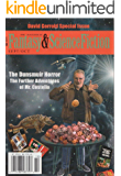 The Magazine of Fantasy & Science Fiction September/October 2016