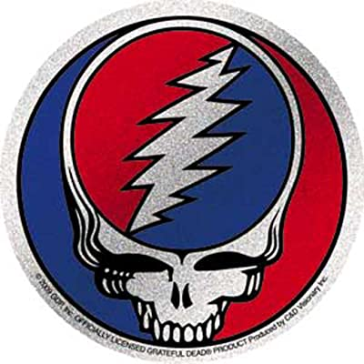C&D Visionary Licenses Products Grateful Dead SYF Glitter Sticker: Toys & Games