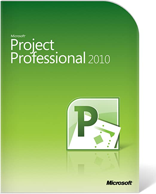 Amazon Com Microsoft Project Professional 2010 Old Version