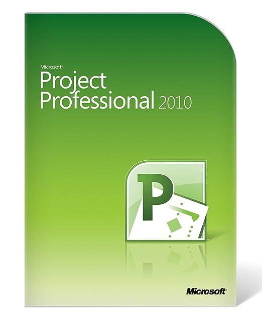 Microsoft Office Project Professional 2010 para la venta