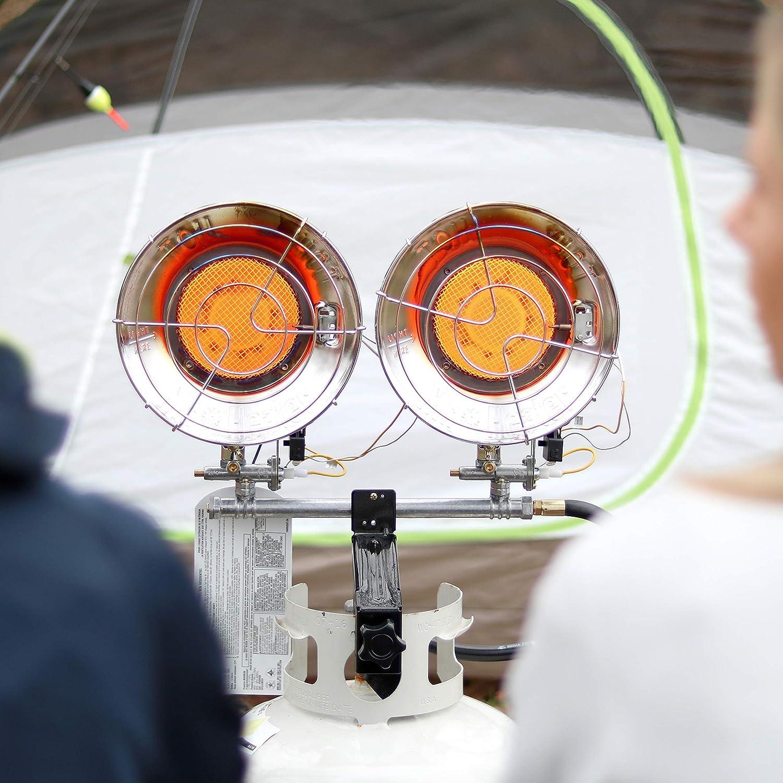 Mr MH30T Double Tank Top Outdoor Propane Heater F242600 Heater
