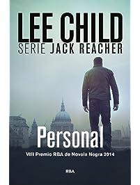 Personal (The Jack Reacher Novels nº 18) (Spanish Edition)