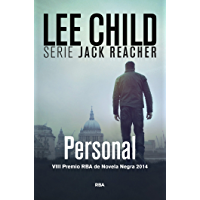Personal (The Jack Reacher Novels nº 18)