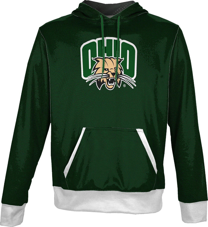 Ohio University Mens Pullover Hoodie School Spirit Sweatshirt Embrace