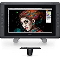 Wacom Cintiq 22HD Windows Pen Tablet - Certified Refurbished + Corel Elite Suite 17 Software Bundle