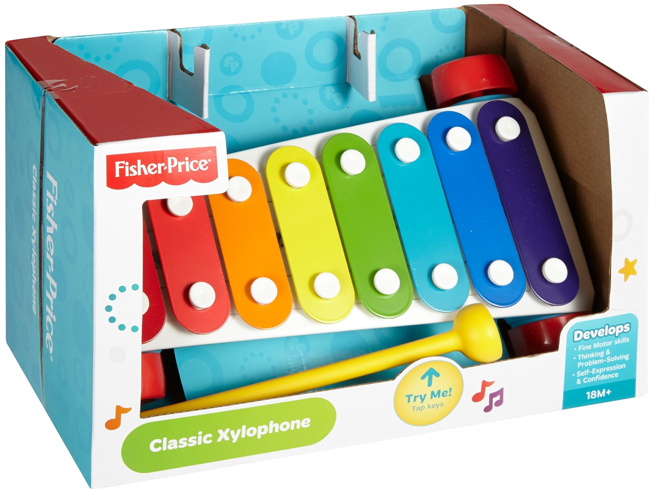 Fisher-Price Classic Xylophone by Fisher-Price (Image #13)