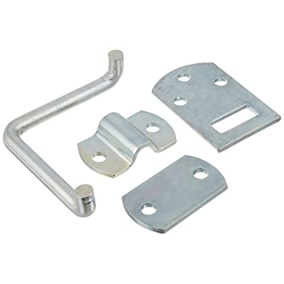 Buyers Products B2589BZ Stake Rack Corner Security Latch Set: Automotive