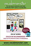 Vocabmonster - 250 SAT Words