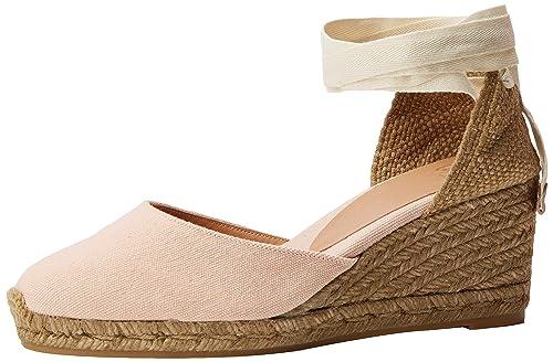 Castañer Carina T/8//Ss19002, Alpargatas para Mujer: Amazon.es: Zapatos y complementos