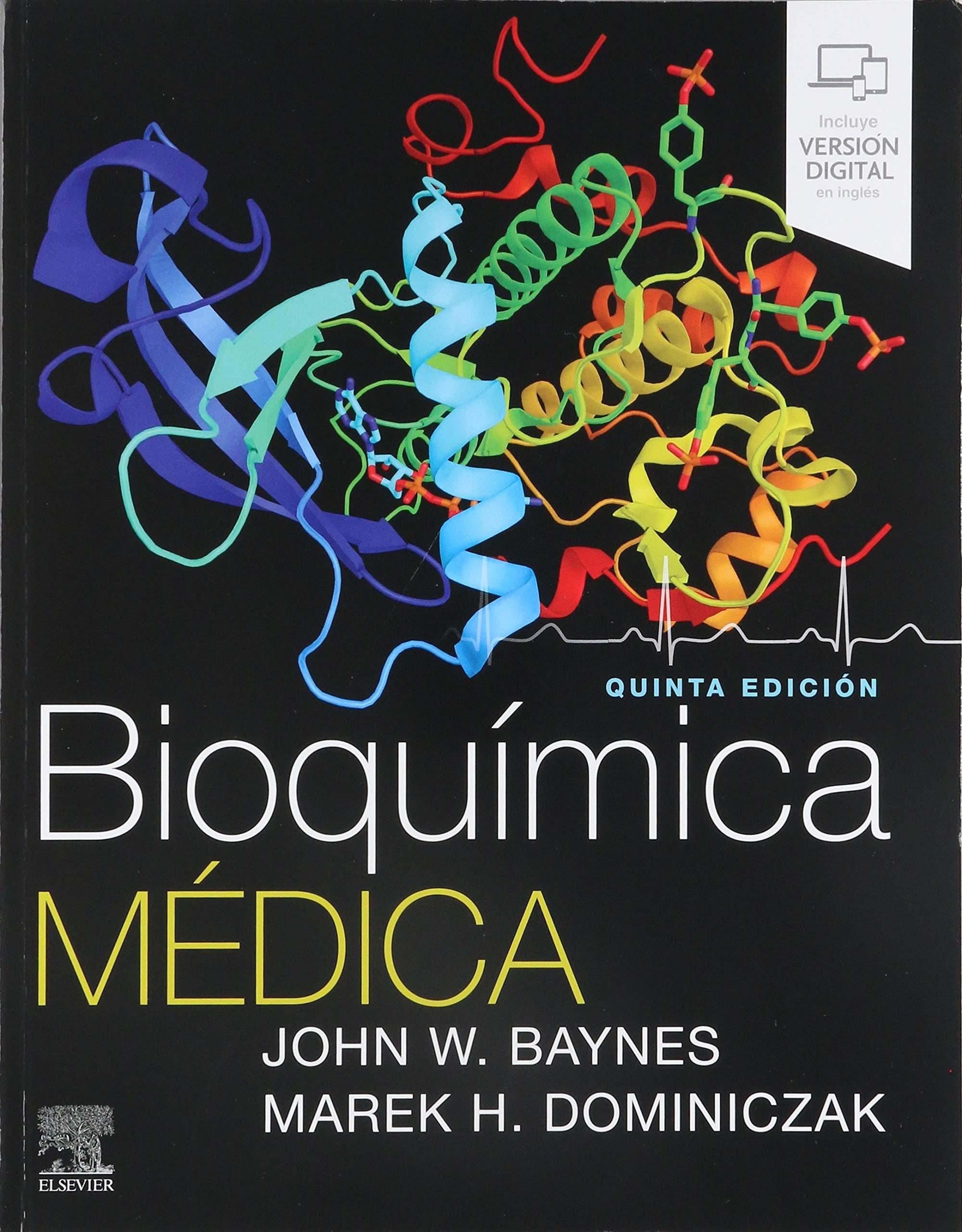 Bioquímica Médica - 5ª Edición: Amazon.es: John W Baynes PhD ...