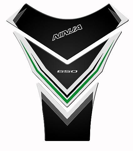 paraserbatoio Kawasaki Ninja 650 2010 - 2017 pre-071 Black ...