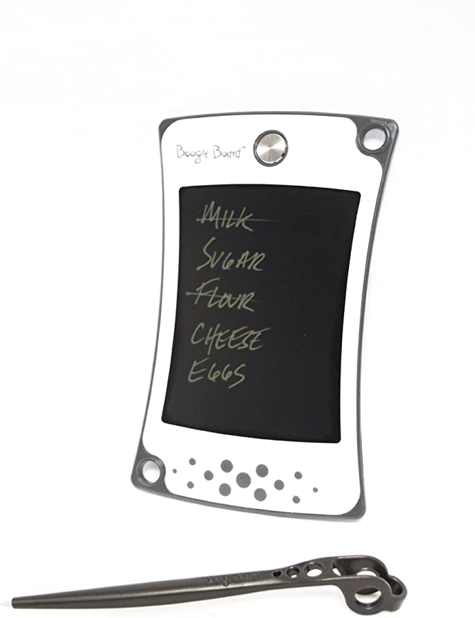 Boogie Board Jot 4 5 Lcd Schreib Tablet Elektronisches Papier 4 5 Zoll Bildschirm Ersetzt Notizblocks Und Haftnotizen