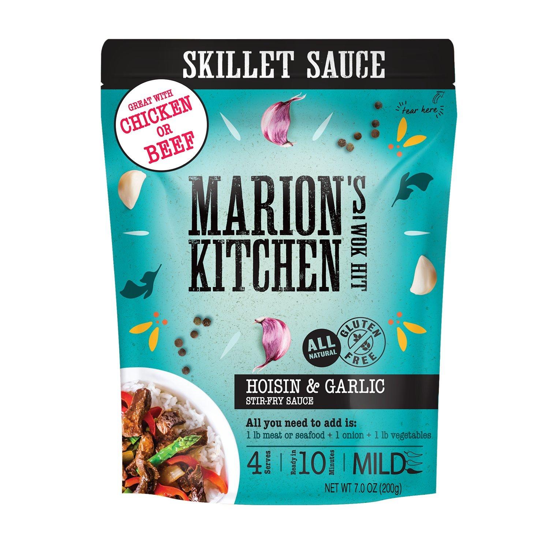 Amazon.com : Cantonese Hoisin & Garlic Skillet Stir-Fry Sauce by ...