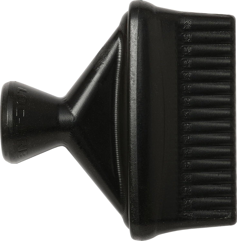 Black Acetal Copolymer Loc-Line Coolant Hose Component 1//2 Hose ID Pack of 20 1//2 Diameter 90 Degree Spray Bar Nozzle