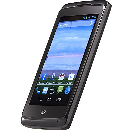 TracFone Unimax U671 MAXPatriot 3G Android Prepaid Smartphone - Retail  Packaging
