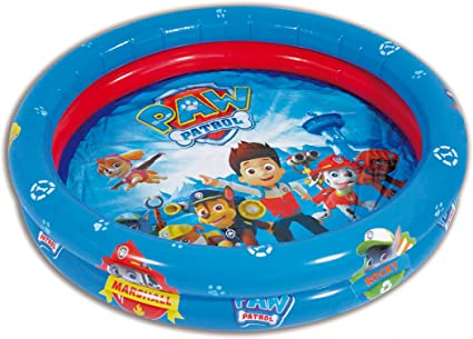 PAW PATROL Piscina Hinchable, 90 cm (Saica 7452): Amazon.es ...