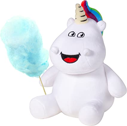 Unique Gag Gift Sparkle Farts The Original Farting Unicorn Plush Funny for All Ages Special Deluxe Edition Box Set