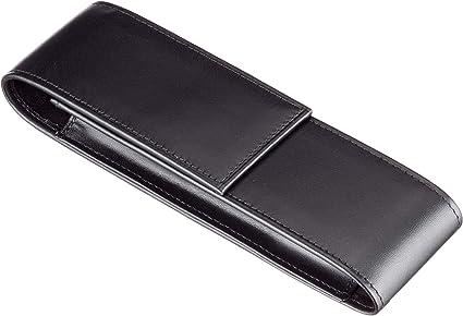 Lamy A202 - Estuche (piel, para 2 instrumentos de escritura): Amazon.es: Oficina y papelería