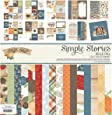 """Simple Stories Collection Kit 12""""X12""""-Hello Fall"""
