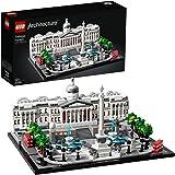 Lego Architecture 21045 Trafalgar Square, Meerkleurig, 1197 Onderdelen