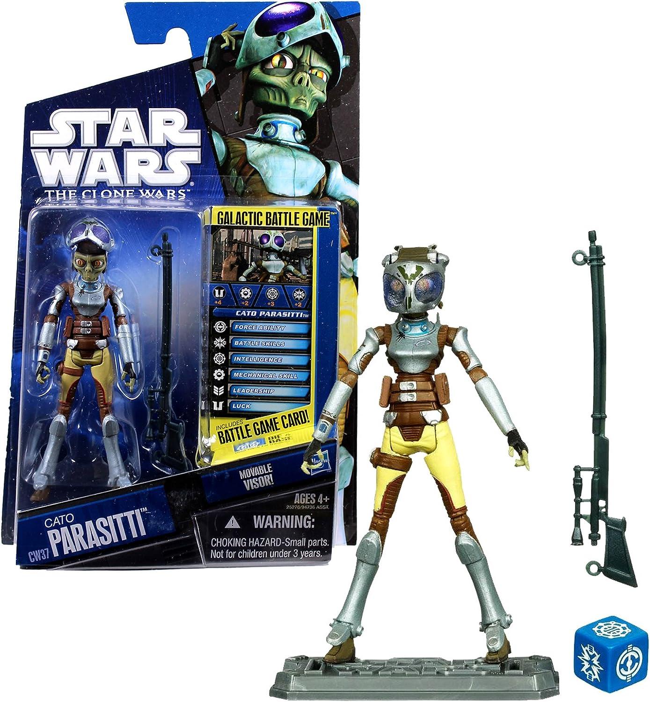 Figura Star Wars The Clone Wars Cato Parasiti