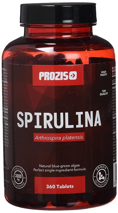 Prozis Spirulina - 60 Tabletas
