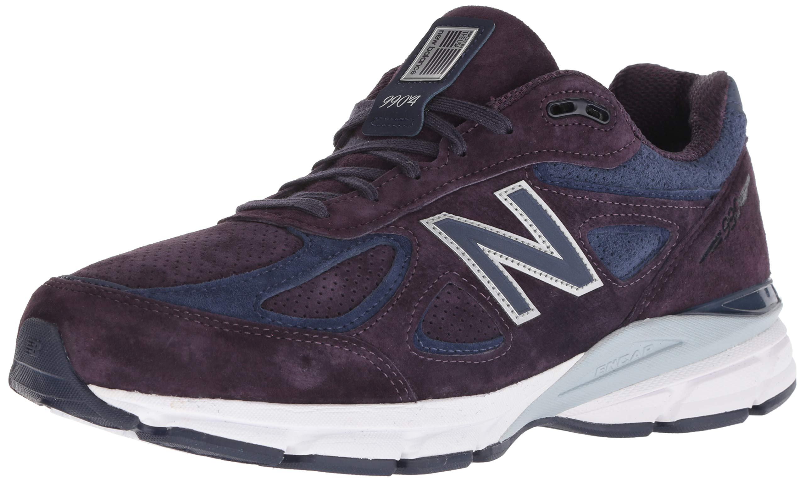 size 40 1c051 2f7b4 New Balance M990EP4 Mens (Made in The USA Collection) in Purple/Blue, 8